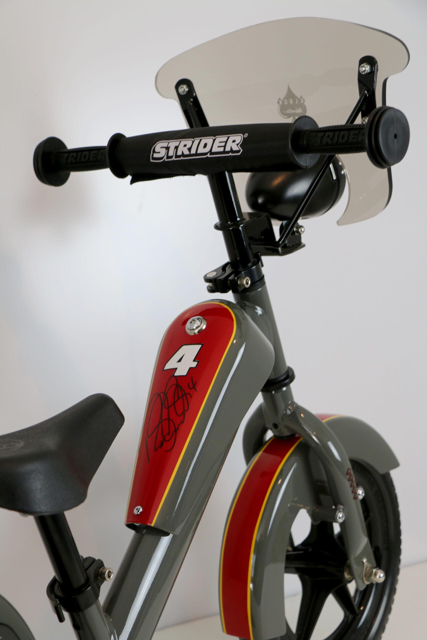 Brian Klock Builds Custom Strider