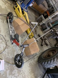 Horny Mike Builds Custom Strider