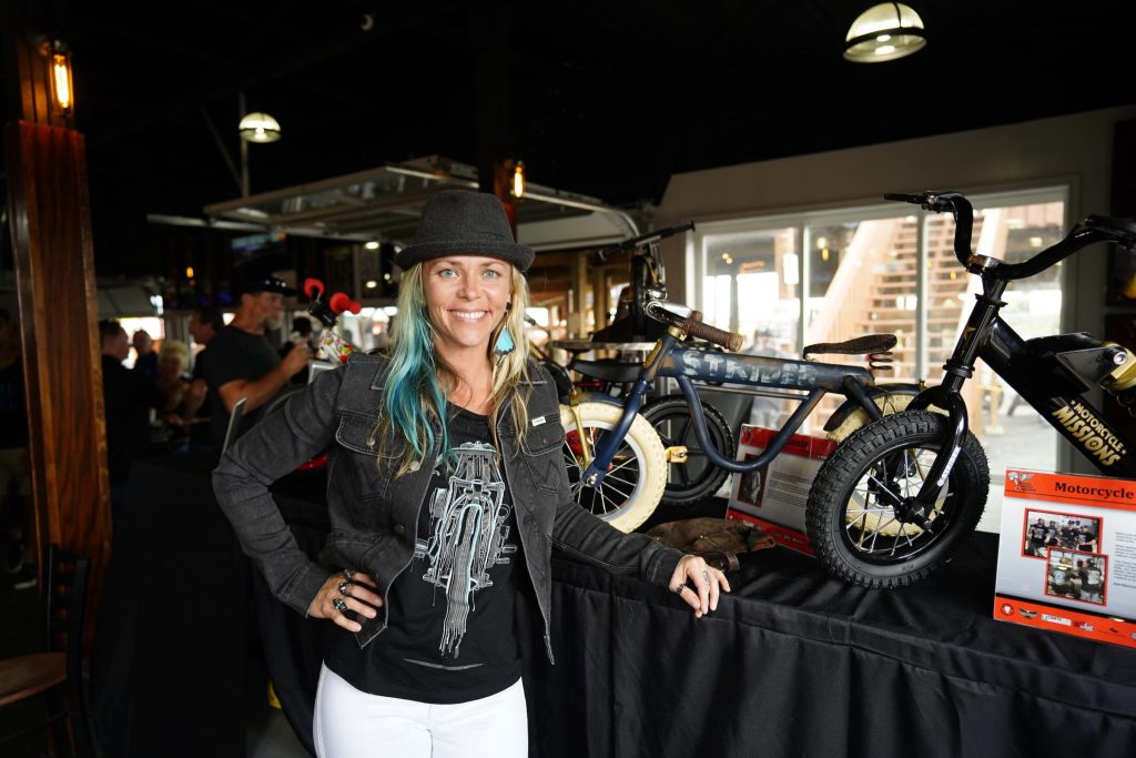 That effort to build skills, confidence and new motorcycle riders among both girls and boys, is something Jessi championed. It's our hope that her friends and family are pleased with this outcome.