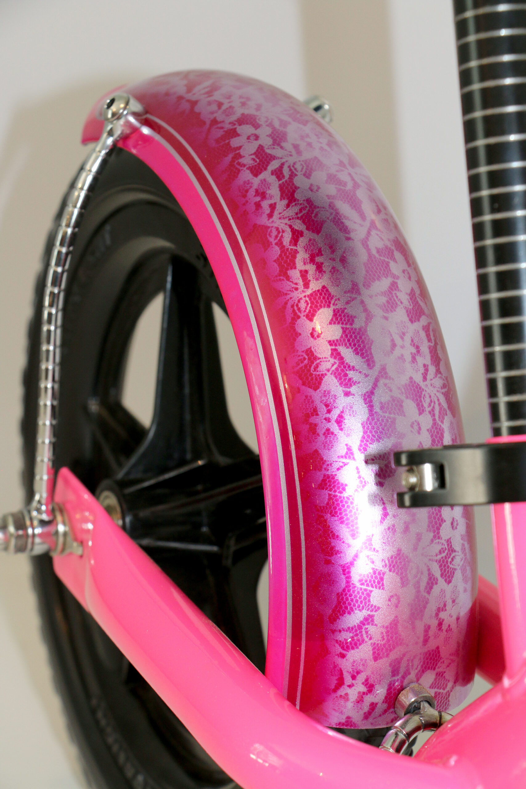 Buckcherry drummer Builds Custom Bike