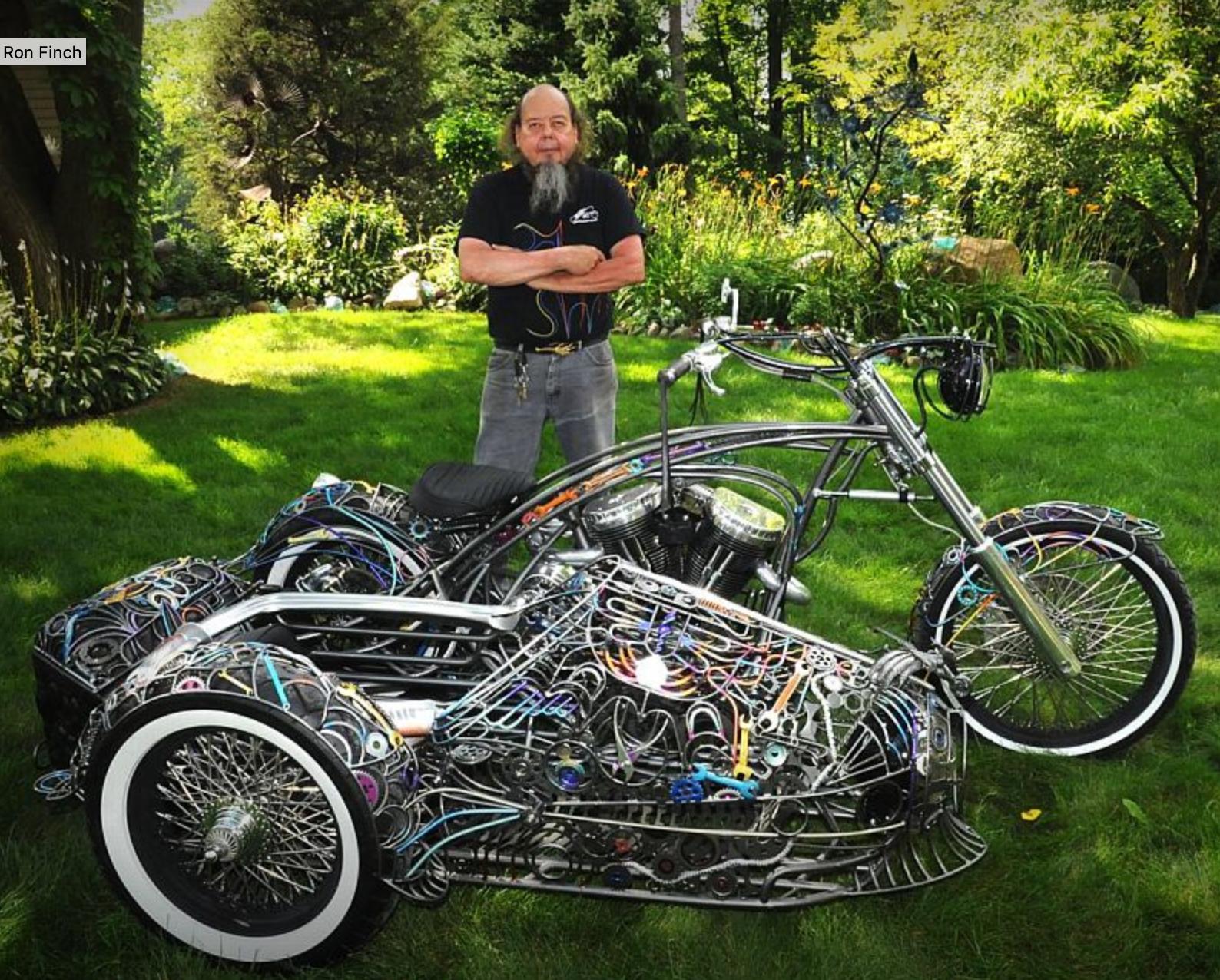 Ron Finch Strider Custom