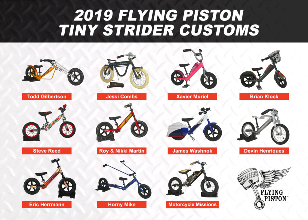 2019 Custom Strider Builders