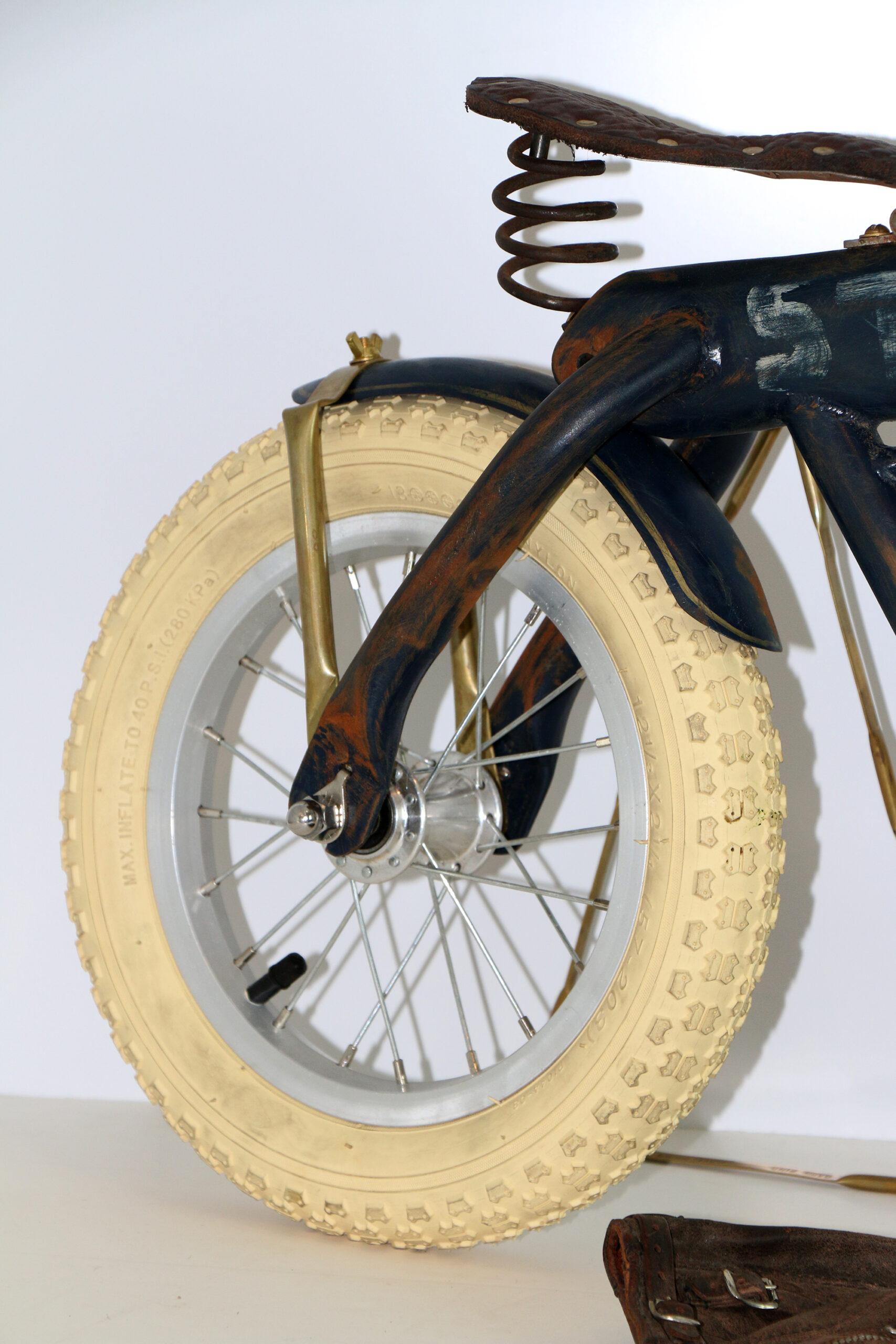 Jessi Combs Builds Custom Strider