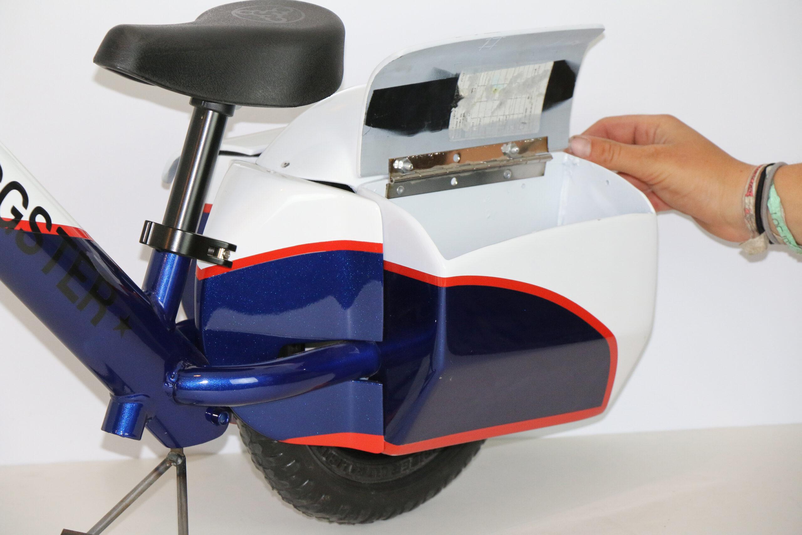 James Washnok Builds Custom Strider