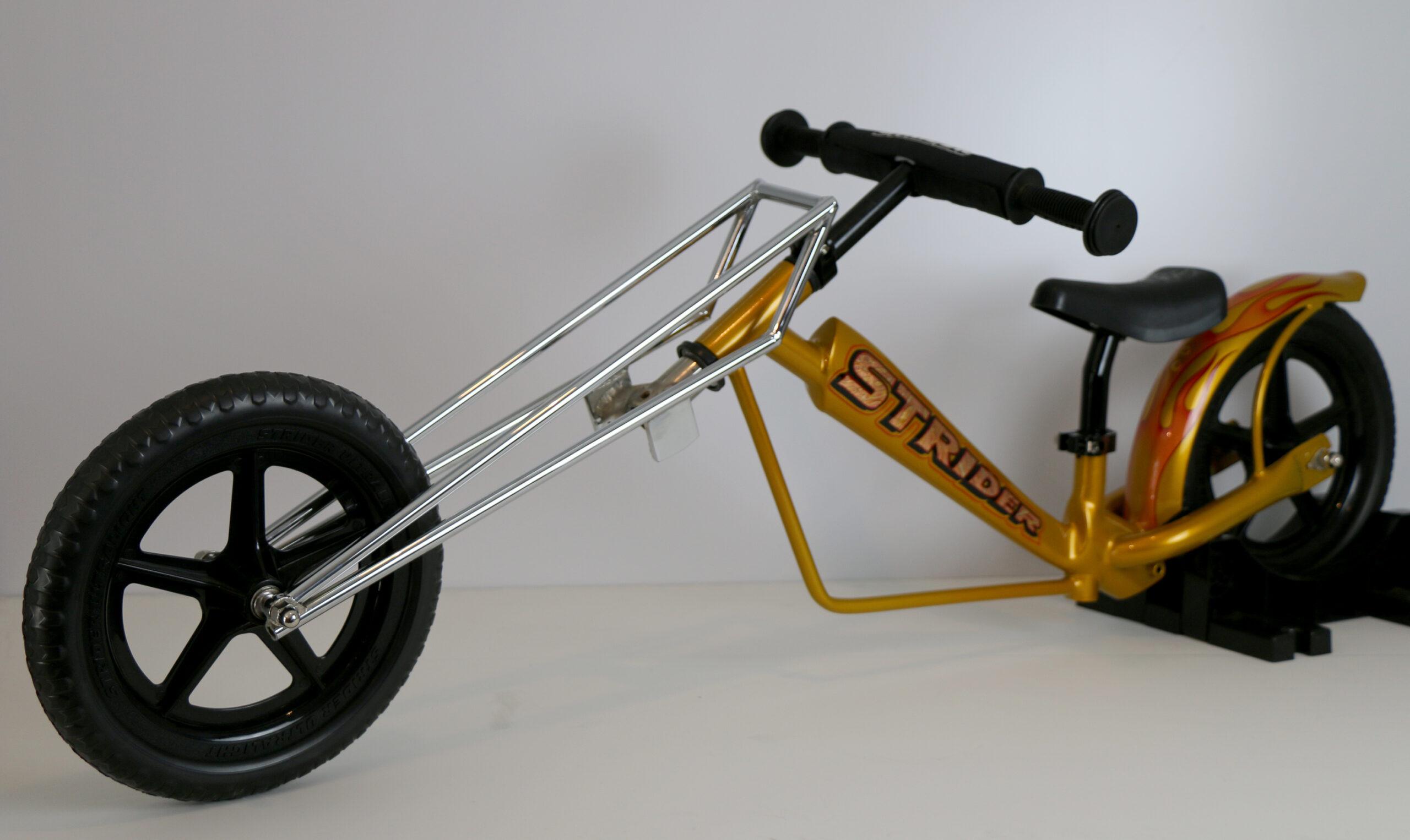 Gilby Builds Custom Strider