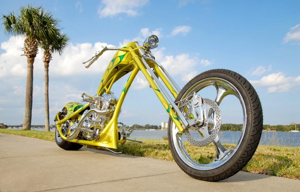 Win a Motorcycle Shoot in Daytona