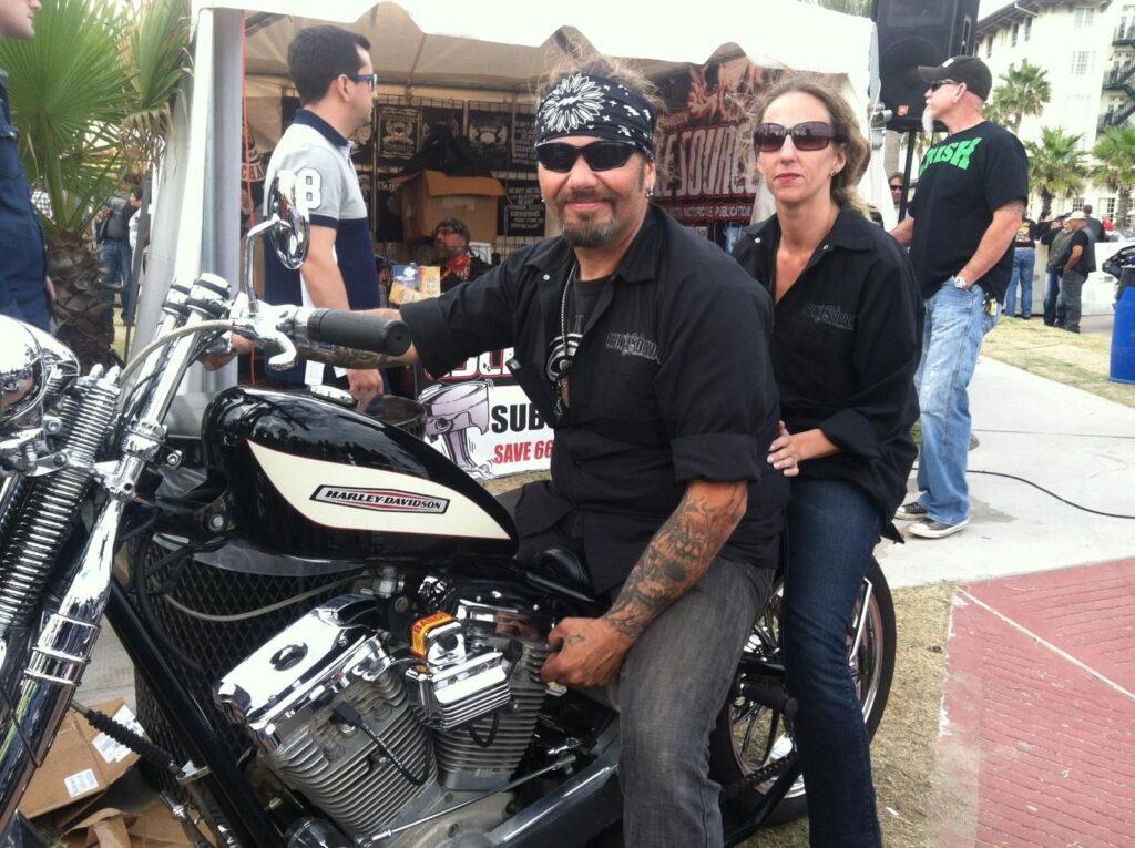 Builder Chris and Heather Callen
