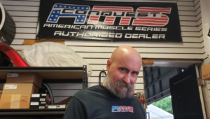 IRONe Builder Scott Kietzmann of Conquest Customs