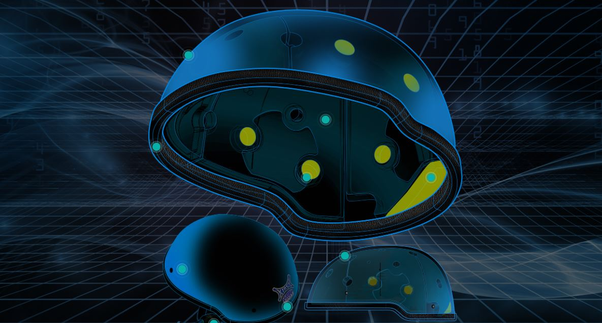 fluid displacement technology as the most effective way to reduce head injuries