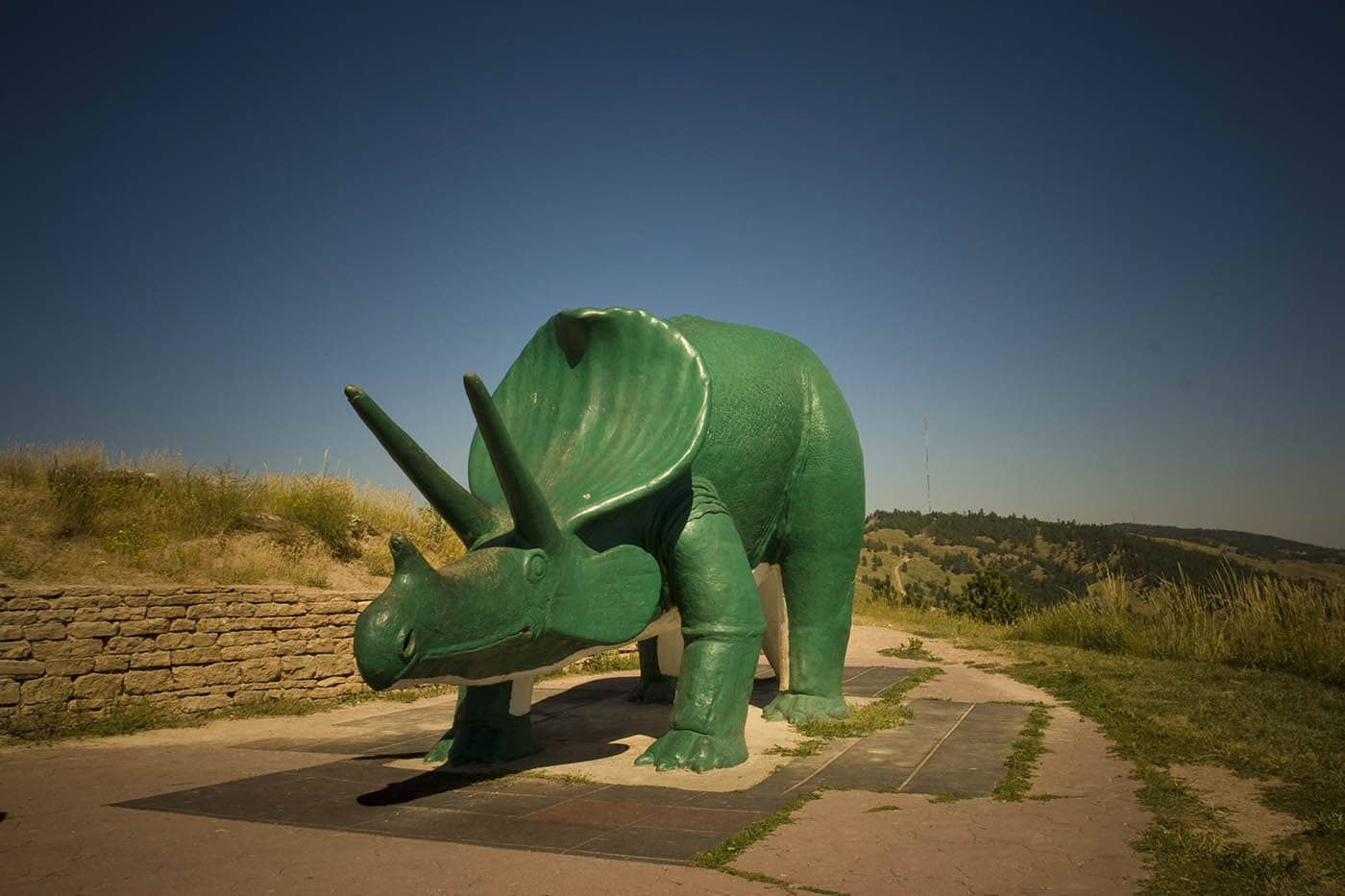 dinosaur park rapid city